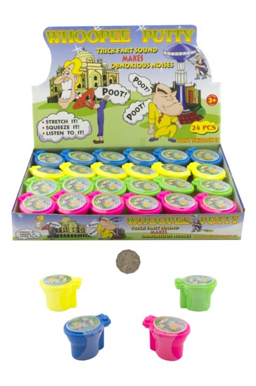 WHOOPEE TOILET PUTTY