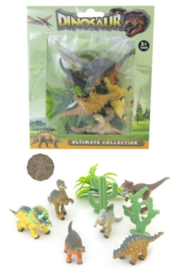 DINOSAUR COLLECTION(6 PCE)