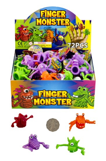 FINGER MONSTER