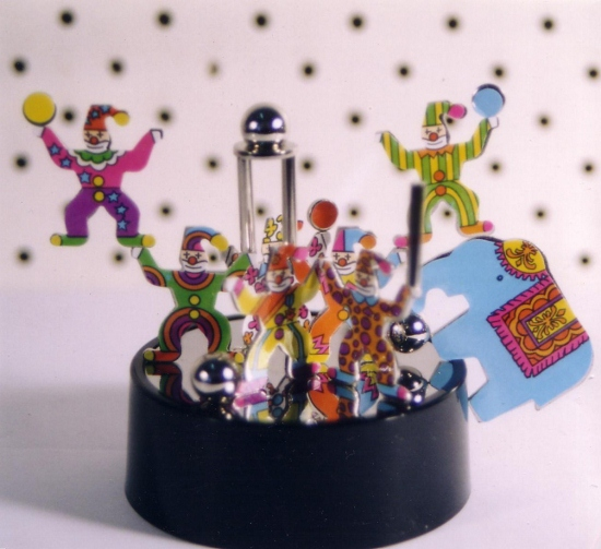 MAGNETIC CLOWNS