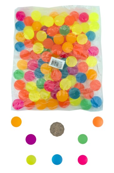 27mm Hi-Bounce Ball 100 piece bag